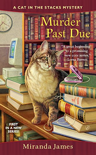 9780425236031: Murder Past Due (Cat in the Stacks Mystery)