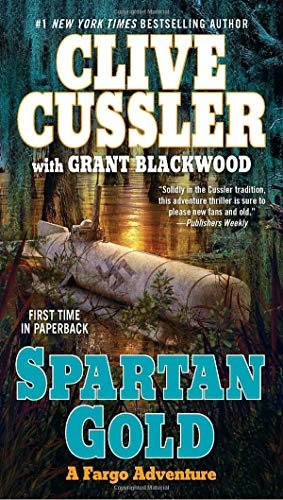 9780425236291: Spartan Gold (Fargo Adventures)