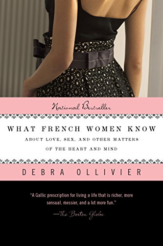 9780425236482: What French Women Know: About Love, Sex, and Other Matters of the Heart and Mind