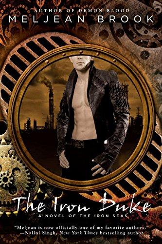 9780425236673: The Iron Duke (A Novel of the Iron Seas)