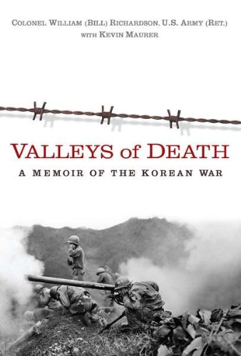 9780425236734: Valleys of Death: A Memoir of the Korean War