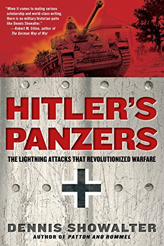 9780425236895: Hitler's Panzers: The Lightning Attacks That Revolutionized Warfare