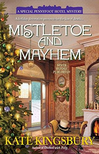 9780425236901: Mistletoe and Mayhem (A Special Pennyfoot Hotel Myst)