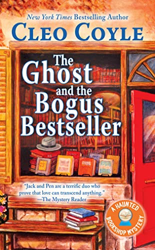 9780425237458: The Ghost and the Bogus Bestseller (Haunted Bookshop Mystery)