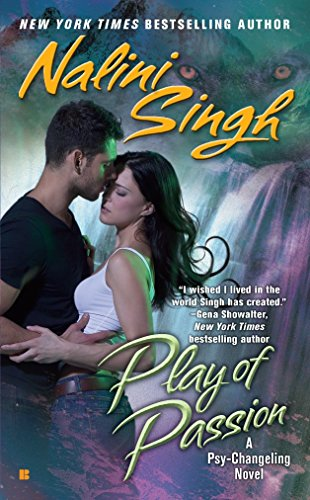 9780425237793: Play of Passion (Psy/Changelings)