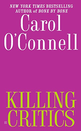 9780425238066: Killing Critics (A Mallory Novel)