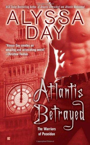 9780425238103: Atlantis Betrayed (A Warriors of Poseidon Novel, Book 6)