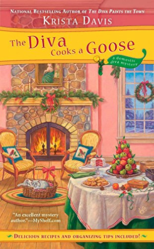 The Diva Cooks a Goose (A Domestic Diva Mystery)