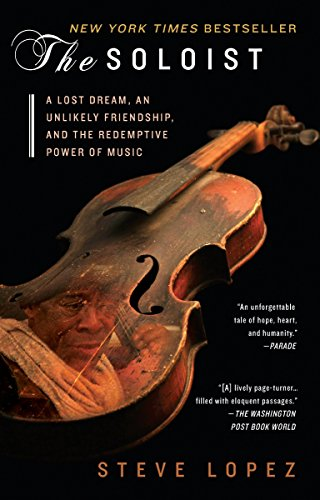 9780425238363: The Soloist: A Lost Dream, an Unlikely Friendship, and the Redemptive Power of Music