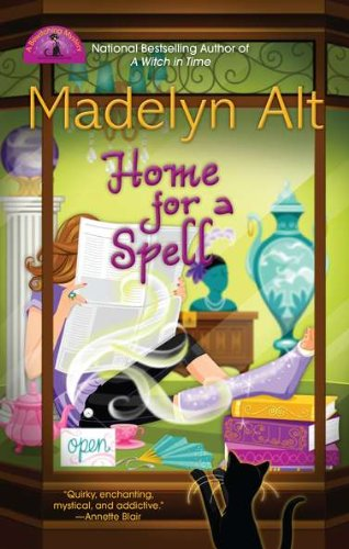 9780425238677: Home for a Spell (A Bewitching Mystery)
