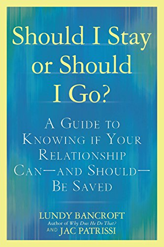9780425238899: Should I Stay or Should I Go?: A Guide to Knowing if Your Relationship Can--and Should--be Saved
