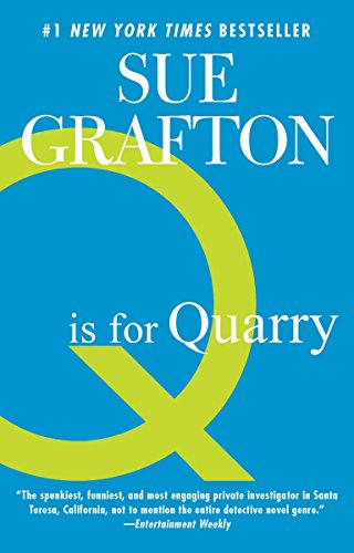 9780425239001: Q is for Quarry (Kinsey Millhone, Book 17)