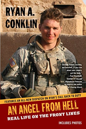9780425239094: AN Angel From Hell: Real Life on the Front Lines