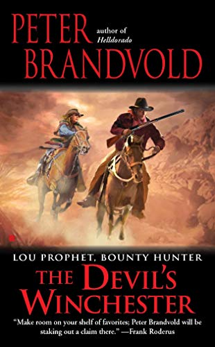 9780425239148: The Devil's Winchester (Lou Prophet, Bounty Hunter)