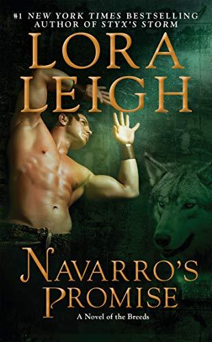 9780425239780: Navarro's Promise (A Novel of the Breeds)