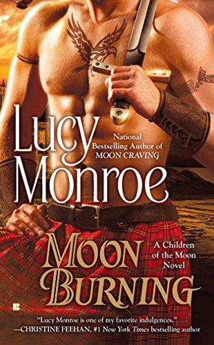 9780425239803: Moon Burning (A Children of the Moon Novel)