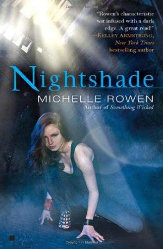 9780425239827 - Rowen, Michelle: Nightshade (Berkley Sensation) - Buch
