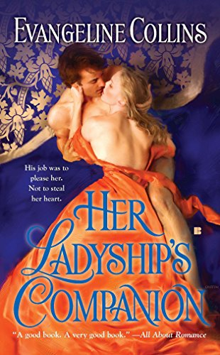 9780425239834: Her Ladyship's Companion (Berkley Sensation)