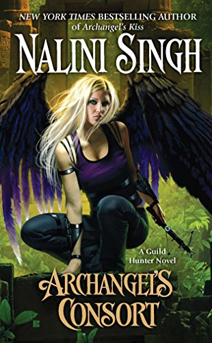 9780425240137: Archangel's Consort (Guild Hunter Novels)