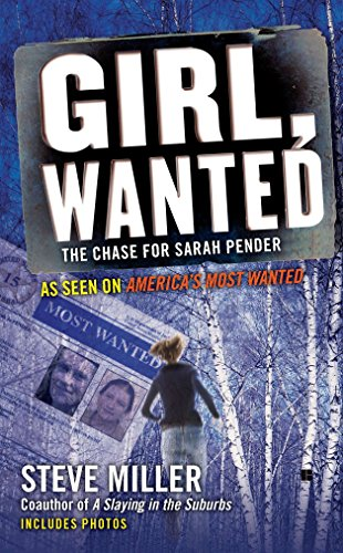 9780425240342: Girl, Wanted: The Chase for Sarah Pender