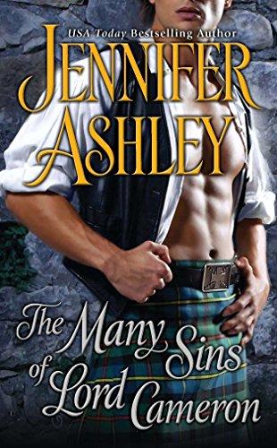 9780425240496: The Many Sins of Lord Cameron (Berkley Sensation)