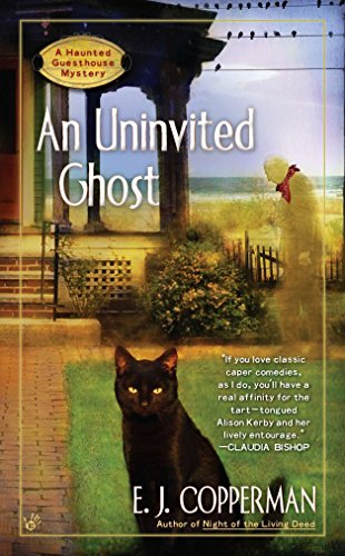 9780425240588: AN Uninvited Ghost (A Haunted Guesthouse Mystery)