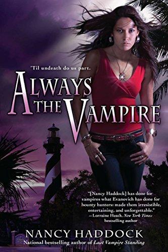 Always the Vampire: Nancy Haddock