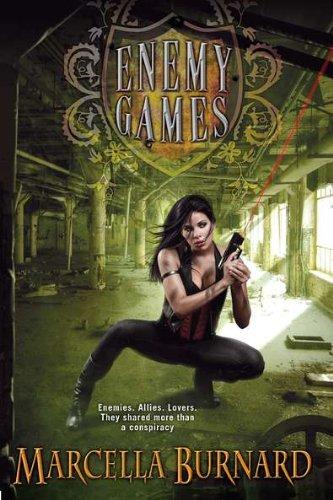 Enemy Games: Burnard, Marcella