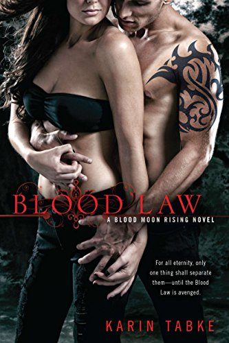 9780425240922: Blood Law (Blood Moon Rising, Book 1)