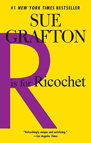 9780425241219: R Is for Ricochet: A Kinsey Millhone Novel