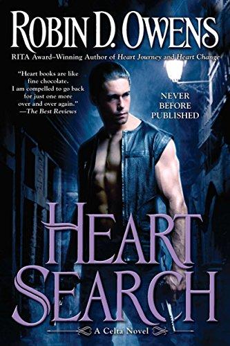 9780425241387: Heart Search (Celta Novels)
