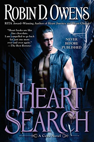 Heart Search (A Celta Novel) (0425241386) by Robin D. Owens