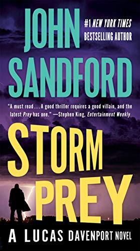 Storm Prey (A Prey Novel): Sandford, John
