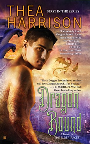 9780425241509: Dragon Bound (Elder Races 1)