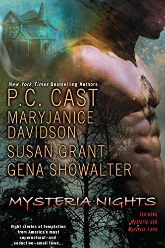 Mysteria Nights: Cast, P. C.;