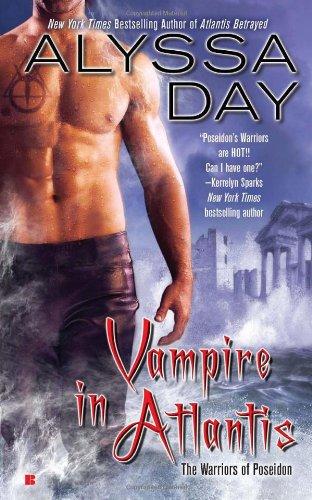 Vampire in Atlantis (Warriors of Poseidon): Day, Alyssa