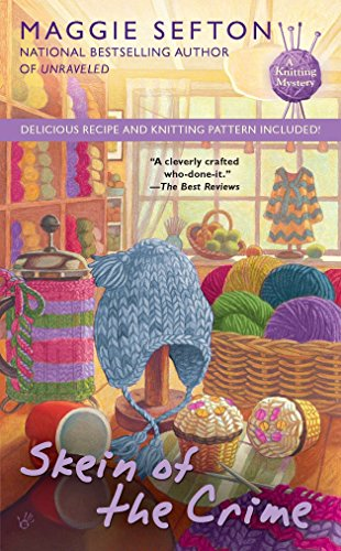 9780425241882: Skein of the Crime (A Knitting Mystery)