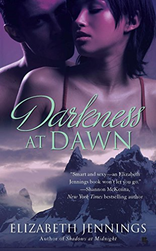 Darkness at Dawn (Berkley Sensation): Elizabeth Jennings
