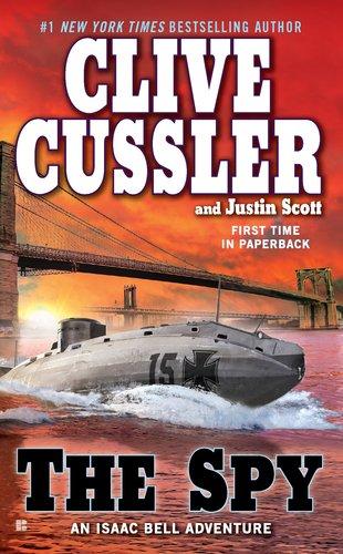 The Spy: Clive Cussler