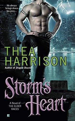 Storm's Heart (Elder Races Novels): Harrison, Thea