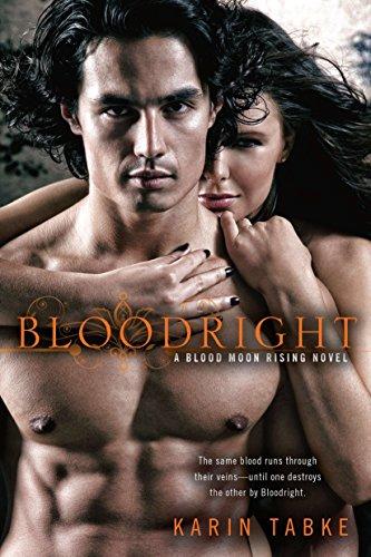9780425243015: Bloodright (Blood Moon Rising)