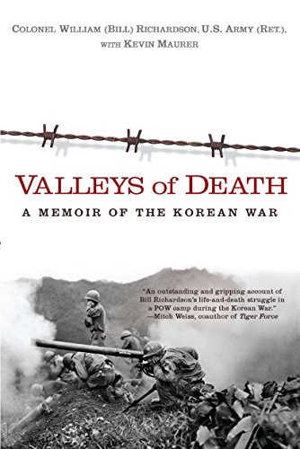 9780425243183: Valleys of Death: A Memoir of the Korean War