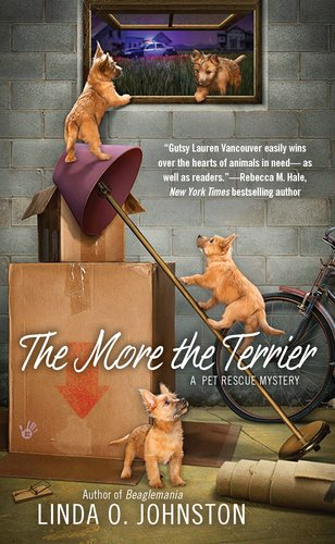 9780425243794: The More the Terrier (A Pet Rescue Mystery)