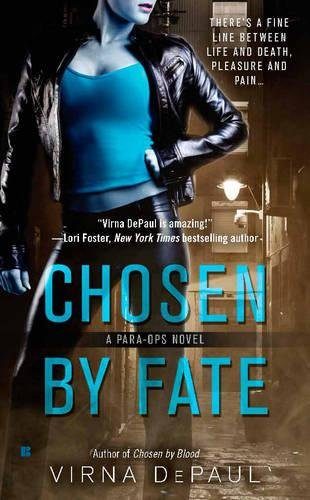 9780425243992: Chosen By Fate: A Para-Ops Novel