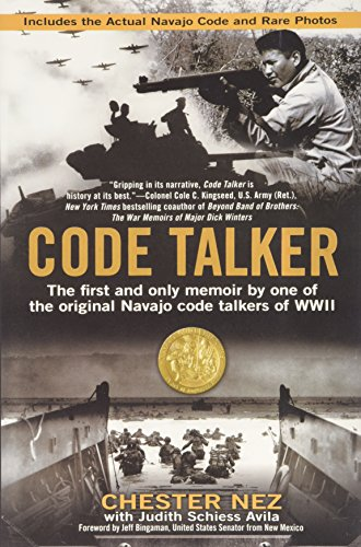 9780425244234: Code Talker: The First and Only Memoir By One of the Original Navajo Code Talkers of WWII