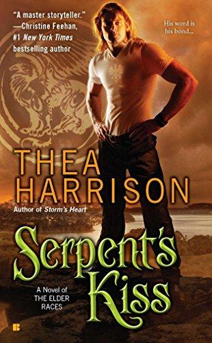 Serpent's Kiss (Elder Races Novels): Harrison, Thea