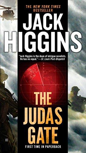 The Judas Gate (Sean Dillon): Jack Higgins
