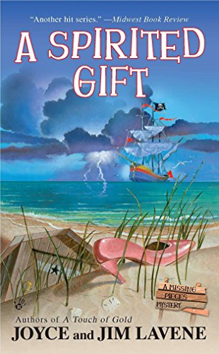 A Spirited Gift (A Missing Pieces Mystery): Joyce and Jim