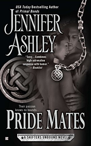9780425245040: Pride Mates (Shifters Unbound, Book 1)