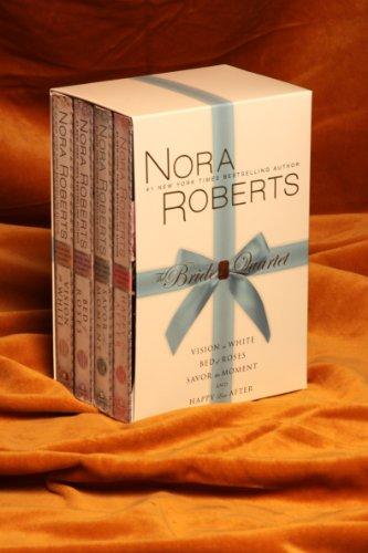 9780425245088: Nora Roberts Bridal Quartet Signed Boxed Set